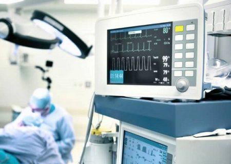 تامین برخی از تجهیزات پزشکی بیمارستان جوانرود توسط یک خیر
