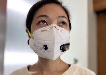 تولید ماسکی که ابتلا به کرونا را تشخیص می دهد