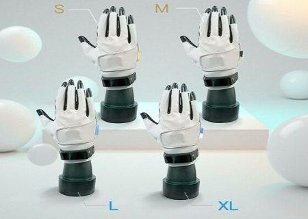 تولید انبوه دستکش مترجم زبان اشاره برای ناشنوایان