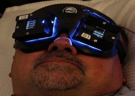 درمان آلزایمر با نور!