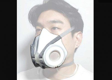 ساخت ماسکی هوشمند برای تنفس راحت تر