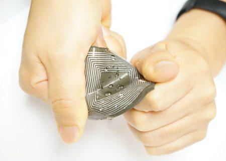 تامین توان مصرفی تجهیزات پوشیدنی از نیروی مغناطیس